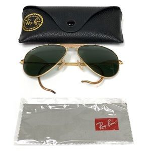 Ray Ban Outdoorsman RB3030 L0216 Arista Authentic